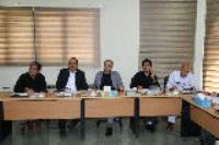 كمیته تحقیقات با موضوع بررسی پروپوزالهای تحقیقاتی در شركت آب و فاضلاب شهری استان ایلام  برگزار شد