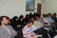 دوره آموزشی مبارزه پولشویی در شرکت آب و فاضلاب شهری استان ایلام  برگزار شد