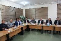 جلسه هماهنگی ستاد اربعین وزارت نیرو در استان ایلام برگزار گردید