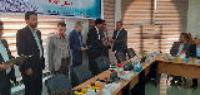 از رزمندگان هشت سال دفاع مقدس شاغل در شرکت آب و فاضلاب شهری استان ایلام تجلیل بعمل آمد
