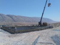 بیش از 90 درصد پروژه آبرسانی به سایت جدید روستای چم شیر اجرایی شد