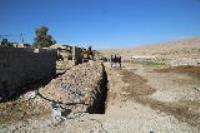 پیشرفت 90 درصدی پروژه اصلاح و بازسازی شبکه آبرسانی روستاهای باهنر و شهید بهشتی دره شهر