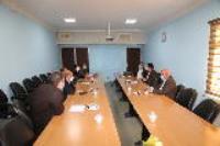 برگزاری جلسه کمیسیون توسعه مدیریت در شرکت آبفای استان ایلام