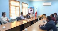 جلسه تخصصی کمیته مدیریت بحران و پدافند غیرعامل شرکت آب و فاضلاب استان ایلام برگزار  گردید