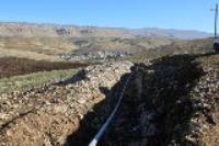 مدیرعامل شرکت آبفای استان ایلام خبر داد : پیشرفت ۵۰ درصدی آبرسانی به مجتمع باسکله و چهارمله از توابع شهرستان ایوان