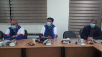 جلسه اضطراری کمیته بحران و پدافند غیر عامل در شرکت آب و فاضلاب استان ایلام برگزار گردید