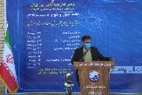 افتتاح  طرح آبرسانی به 13 روستای استان ایلام