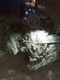 رفع مشکل افت فشار آب در یکی از محلات شهر ایوان