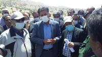 با حضور استاندارایلام، مدیرعامل شرکت و جمعی از مسئولان استان مشکل آب روستاهای هلیلان مورد بررسی قرارگرفت