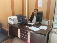 مدیرعامل شرکت آبفا ایلام از طریق سامانه سامد به طور مستقیم پاسخگوی سوالات شهروندان شد