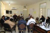 دیدار مدیرعامل آبفا  استان ایلام  با پرسنل امور آبفای شهرستان دره شهر