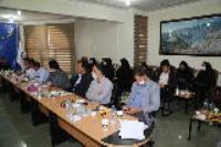 به مناسبت هفته صرفهجویی صورت گرفت: نشست خبری مدیرعامل آب و فاضلاب شهری استان ایلام با خبرنگاران رسانه های جمعی