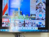 جلسه شورای معاونین وزارت نیرو و مدیران عامل شرکتهای آب و برق سراسر کشور