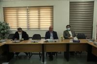 تشکیل جلسه ستاد بحران در شرکت آب و فاضلاب استان ایلام