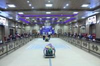 در قالب پویش «الف - ب - ایران»؛ وزیر نیرو طرح آبرسانی به ۲۴ روستای چرداول ایلام را افتتاح کرد