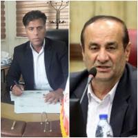 به مناسبت کسب رتبه برتر در جشنوار شهید رجائی  تقدیراستاندار از مدیر عامل شرکت آب و فاضلاب استان ایلام