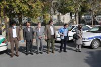 به مناسبت هفته ی پدافند غیرعامل؛ رژه خودرویی در شهرستان ایلام برگزار شد