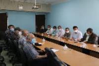 جلسه هم اندیشی افزایش انتقال آب از سد ایلام