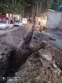 مشکل کمبود آب در دو منطقه دیگر شهر ایلام برطرف  شد