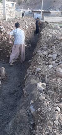 16کیلومتر از شبکه آبرسانی روستای پاکل گراب استان ایلام تعویض و نوسازی شد