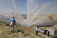 رفع شکستگی خط انتقال 600 میلیمتری آب  چشمه گل گل