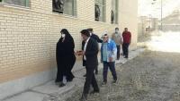 بازدید نماینده مردم ایلام در مجلس شورای اسلامی از پروژه های ارتقاء ظرفیت ایستگاه های پمپاژ آب سد ایلام