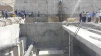طرح اضطراری آبرسانی به شهر ملکشاهی در استانه بهره برداری قرار گرفت