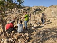 توسعه شبکه توزیع آب در شهر ایوان