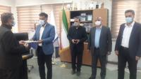 اعضای شورای شهر مهران با مدیرعامل شرکت آب و فاضلاب دیدار و گفتگو کردند